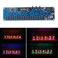 DIY Glow Tube Clock Module Board Motherboard For IN14 Tube Digital Clock