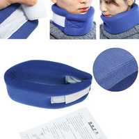 Soft Firm Foam Cervical Collar Neck Brace Support Jaw Spine Head Shoulder Pain Relief Personal Care