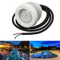 AC12V 6W Swimming Pool SPA LED Light RGB Multi-color Underwater Landscape Light