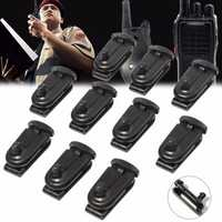 10Pcs Belt Clip for Motorola Talkabout 2 Way Radios T5400 T6200C Walkie-talkie