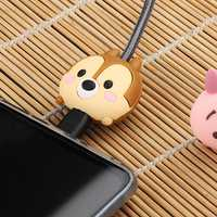 Universal Cute Cartoon Charging Data Cable Protector Winder Protective Cover
