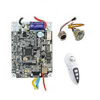 Maxfind Dual Drive Controller Electric Skateboard Controller Scooters Transmitter With Charging Line Switch Line Scooters Accessories