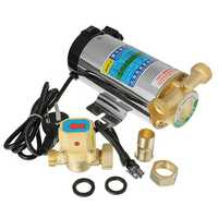 100W Stainless Automatic Home Shower Washing Machine Water Booster Pump