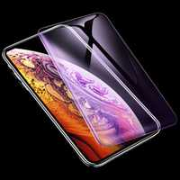 Rock Full Glass Clear/Anti Blue Light Screen Protector For iPhone XS Max 0.26mm Edge To Edge Film