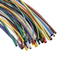 DANIU 55Pcs Heat Shrink Shrinking Tubing Tube Wire Wrap Cable Sleeve Kit Set