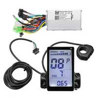 24V/36V/48/60V 250W/350W Brushless Controller Battery Speed LCD Instrument For MTB E-Bike Scooter