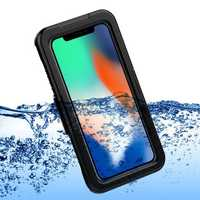 Bakeey Protective Case For iPhone XS Max IP68 Certified Underwater 6m Waterproof Snowproof Dirtproof