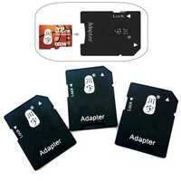 Kawau Universal Portable TF Card Flash Memory Card Adapter Converter for Tablet Camera GPS