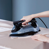 Lofans LCD Handheld Steam Iron 220V 2000W High Power 340ml Water Capacity with Intelligent Electronic Temperature Control form Xiaomi Youpin