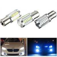 1156 BA15S 33-SMD 5630 LED Auto Car Vehicle Reverse Turn Tail Light Bulb