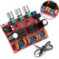 DC12-24V TPA3116D2 2.1 Channel Digital Subwoofer Power Amplifier Board