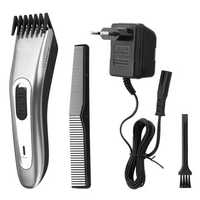 Rechargeable Electric Hair Trimmer Clipper Shaver Men Kit