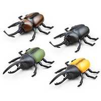 Infrared Rechargeable RC Simulation Beetle RC Animal Toy