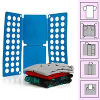 Magic Easy Speed Folder Clothes Pants Towel Folding Flip Fold Board
