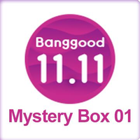 Banggood 11.11 Shopping Carnival Mystery Box Limited offer. Ends Soon.Unlock it Now !