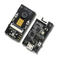 ESP-EYE ESP32 Wi-Fi and Bluetooth AI Development Board Supports Face Detection and Voice Wake-up with 2 Megapixel Camera