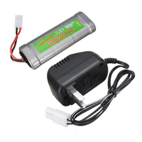 7.2V 6800mAH Ni-MH Rechargeable Battery Pack with Charger
