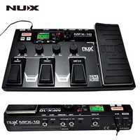 NUX MFX-10 Modeling Guitar Effects Pedal Multi-Effects Processor