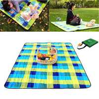 Trackman TM6408 Portable Picnic Mat Outdoor Moistureproof Camping Mattress Family Sleeping Pad
