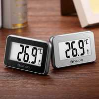 Digoo DG-TH1100 2 Little Couple Home Mini Digital Indoor Thermometer Temperature Meter Monitor