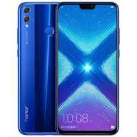 Huawei Honor 8X Global ROM 6.5 inch 4GB RAM 128GB ROM Kirin 710 Octa core 4G Smartphone