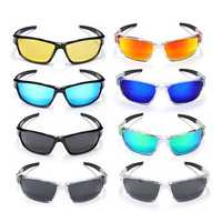 DUBERY Unisex UV400 Polarized Sunglasses Sport Driving Fishing Cycling Eyewear