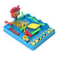 Waterpark Paradise Adventures Bebe Beckham Desktop Board Games For Kids Children Educational Toys