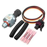 Powerstroke Oil Injection Control Pressure Sensor With Connector Kit For Ford E-350 450 550 F750