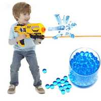 40,000PCS 7-8mm Gel Balls Ammo Crystal Water Beads Gel Toy