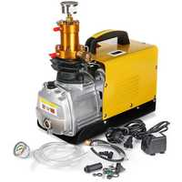 220V High Pressure Air Compressor Pump 40Mpa Electric Air Pump 4500PSI 1.8KW Diving Inflatable Pump