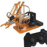 meArm DIY 4DOF Smart RC Robot Arm Kit With 9g Servo For Arduino