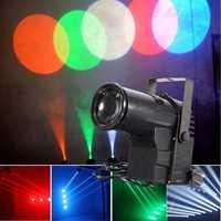 15W LED DMX Stage Light Party DJ Bar DISCO Spotlight AC90-240V