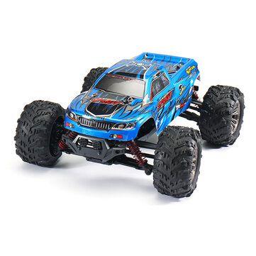 1:16 2.4G 9130 High Speed Remote Control Car 4WD Off Road RC Car