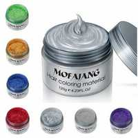 Temporary Hair Color Wax One-time Unisex Hair Dyes
