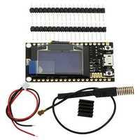 Wemos® TTGO LORA SX1278 ESP32 0.96 OLED Display Module 16M bytes (128M Bit) 433Mhz For Arduino