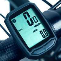 XANES 602 2.0in Wireless Smart Green Backlight Bicycle Computer Waterproof LCD Data Storage