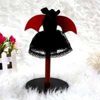 BBGirl 30cm 35cm BJD Doll Dress Bat Cosplay Party Fashion Clothes DIY Accessories Toy
