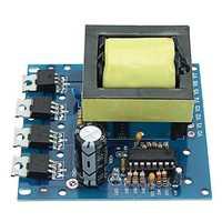 500W DC 12V 16V To AC 18V 0-220V-380V DC To AC Inverter Boost Board Step Up Power Module Converter Transformer High Energy Efficiency Long Life Low Power Consumption Energy Saving
