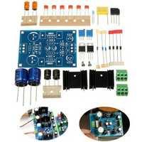 LM317 Adjustable Filtering Power Supply LM337 Voltage Regulator Module DIY Kit