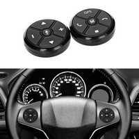 Ten Button Car Steering Wheel Smart Remote Control Button Radio DVD GPS Universal Control Button