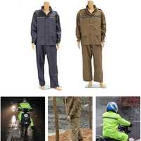 Mountain Bike Rain Coat Motorcycle Jacket Waterproof Uniform Winter Warm Suits Racing Jersey Coat