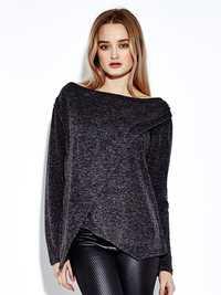 Casual Women Solid Long Sleeve Irregular T-Shirt