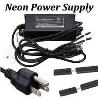 110V Neon Sign Transformer 10KV 10000V 30mA 100W Electronic Power Supply