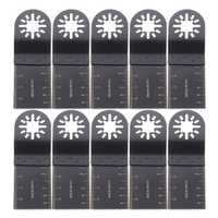 10Pcs 35mm Oscillating Multitool Saw Blades for Fein Multimaster Bosch Makita