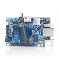 Orange Pi Plus 2E H3 Quad Core 1.6GHZ 2GB RAM 4K Open Source Development Board Mini PC