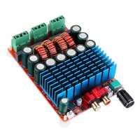 TAS5630 HIFI Digital Power Amplifier Board 2x300W 2.0 Channel Stereo Audio Amplifier 25-50V DC