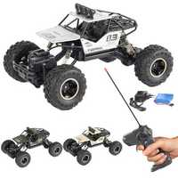 SHUANFENG 6288A 1:16 2.4G 4WD Radio RC Racing Car Rock Crawler High Speed Off-Road Trucks Toys Gift