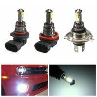 10W 6000K LED Fog Light H4 H7 H11 9006/HB4 9005/HB3 H16 Driving Lamp Bulb White