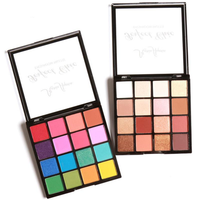 MARIA AYORA 16 Colors Eye Shadow Palette Matte Shimmer