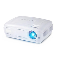 AUN AKEY2 Android Projector 3500 Lumens LED Beamer WIFI Bluetooth Support 4K Video TV Projector